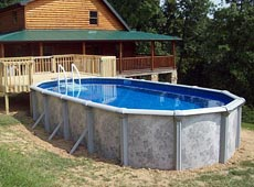 сборные бассейны atlantic pools