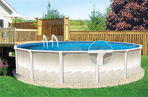 Сборный бассейн Esprit II (Atlantic Pools)